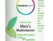 Organic Vitamin for Men