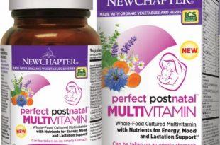 postnatal vitamins